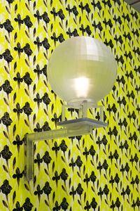 Flickering Lights (Marianne Brandt) by Philippe Parreno contemporary artwork sculpture, print