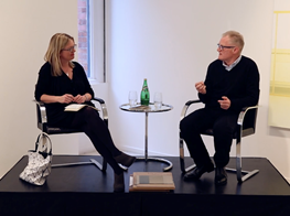 Paul Winstanley in conversation with Charlotte Mullins