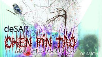 Contemporary art exhibition, Chen Pin Tao aka AznGothBoy, deSAR at de Sarthe, de Sarthe, Hong Kong, SAR, China