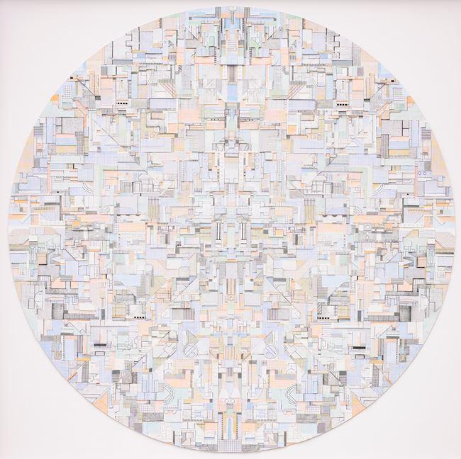 C-020419 by Philip Metten contemporary artwork