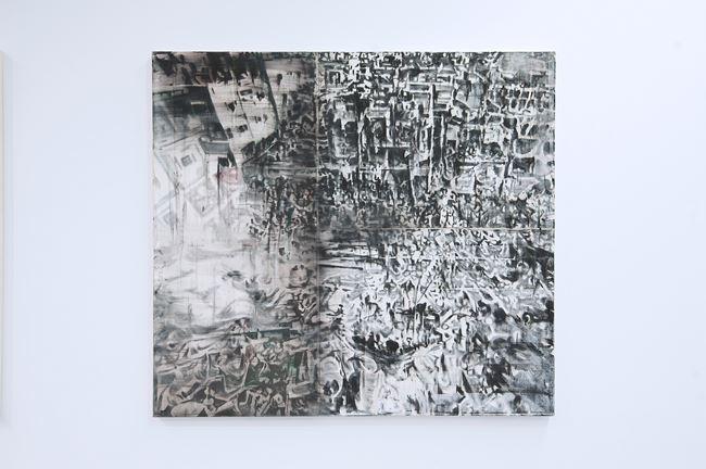 Identidad Oculta 71 by Jorge Tacla contemporary artwork