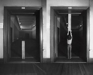 Vertical Position by Keiji Uematsu contemporary artwork