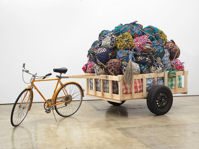 Exodus by Barthélémy Toguo contemporary artwork