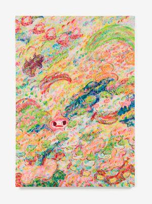 Untitled (ARP21-10) by Ayako Rokkaku contemporary artwork