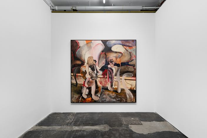 Exhibition view: Group Exhibition, Basel by Berlin, Galeria Plan B, Berlin (19–27 June 2020). Courtesy Galeria Plan B.