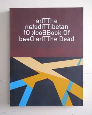 The Tibetan Book Of The Dead (4) by Heman Chong contemporary artwork