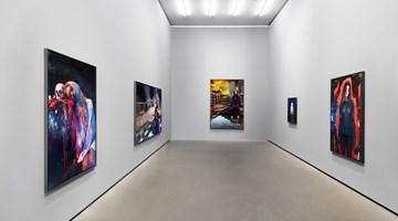 Contemporary art exhibition, Martin Eder, DYSTOPIA at Galerie Eigen + Art, Berlin