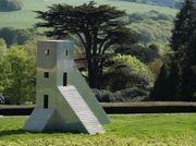 Wandering sculptor: Not Vital arrives at Yorkshire Sculpture Park