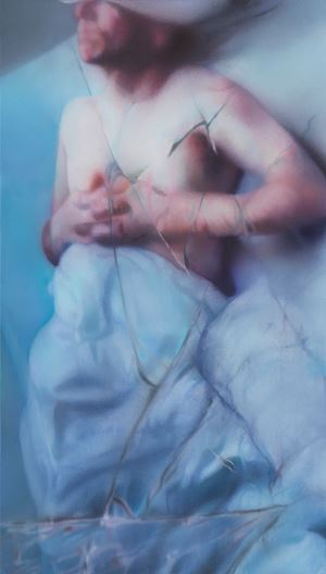 Untitled (lover) by Johannes Kahrs contemporary artwork