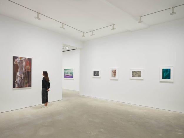 Exhibition view: James Welling,Metamorphosis,David Zwirner, Hong Kong (1 April–8 May 2021). Courtesy David Zwirner.