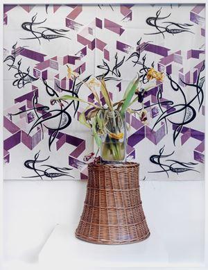 Untitled (Korb) by Annette Kelm contemporary artwork