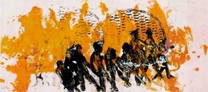 3883 by Eduardo Hoffmann contemporary artwork