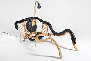 Recliner by Sarah Contos contemporary artwork