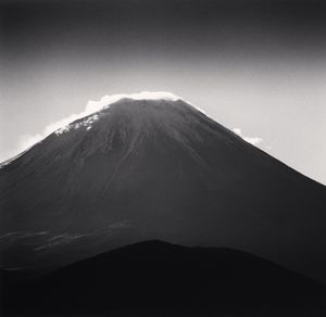 Mt Fuji Study 2 by Michael Kenna contemporary artwork