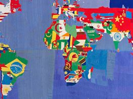 The true scale of Alighiero Boetti's achievements