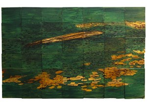 Point of Return Project: The Anchestor by Aliansyah Caniago contemporary artwork