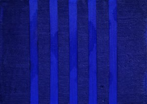 Blue by Shen Hua contemporary artwork