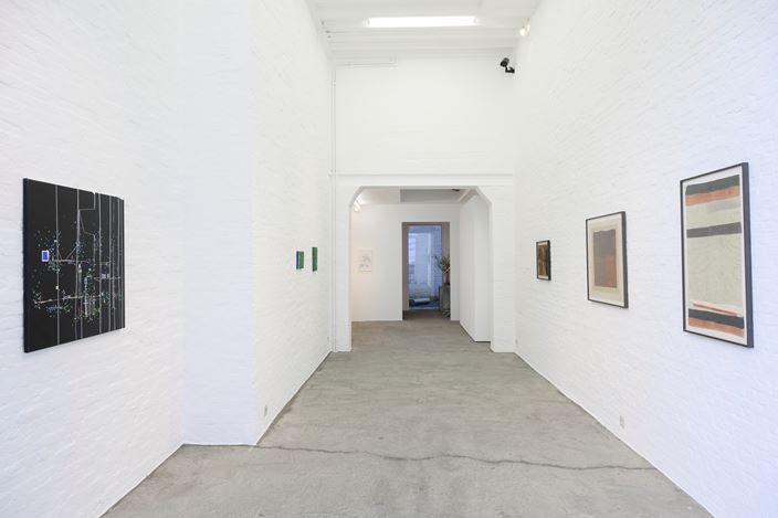 Exhibition view: Group Exhibition, Zeno X Gallery, Antwerp (10 March–3 April 2021). Courtesy Zeno X Gallery.