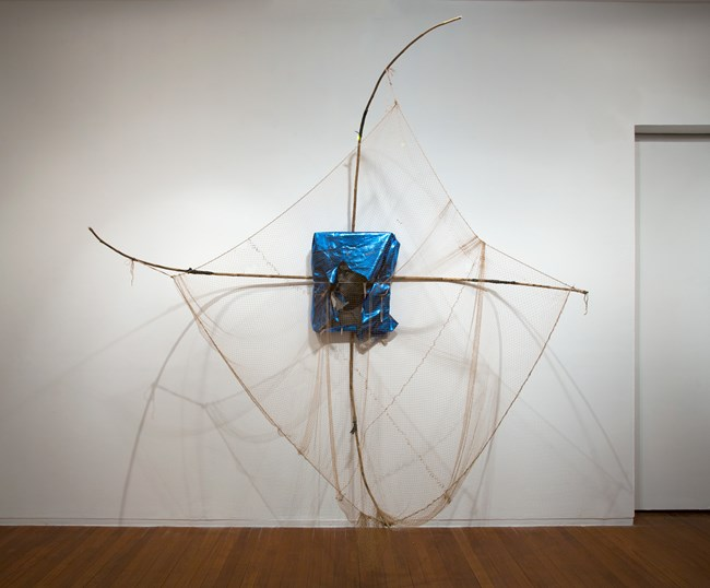 Catching Systems by Brook Andrew contemporary artwork