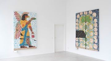 Contemporary art exhibition, Michael Rakowitz, The Ballad of Special Ops Cody and other stories at Barbara Wien, Berlin, Germany