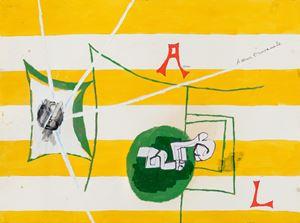 大亨Mogul by Lin Yi Hsuan contemporary artwork