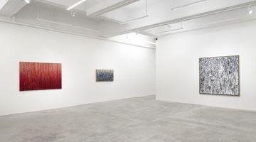 Contemporary art exhibition, Ha Chong-Hyun, Return to Color at Tina Kim Gallery, New York