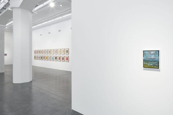 Exhibition view: Guillermo Kuitca, Hauser & Wirth, Limmatstrasse, Zürich (11 June–27 August 2021). © Guillermo Kuitca. Courtesy the artist and Hauser & Wirth. Photo: Jon Etter.