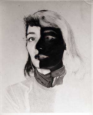 Teddy Thurman, New York by Erwin Blumenfeld contemporary artwork