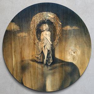 Sangkar by Garis Edelweis contemporary artwork