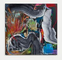 Beef Half by Amir Guberstein contemporary artwork painting