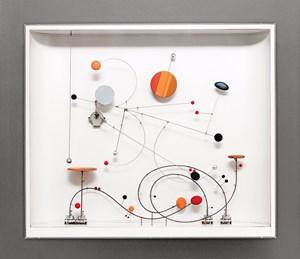 Kinetic Object C-15 by Abraham Palatnik contemporary artwork