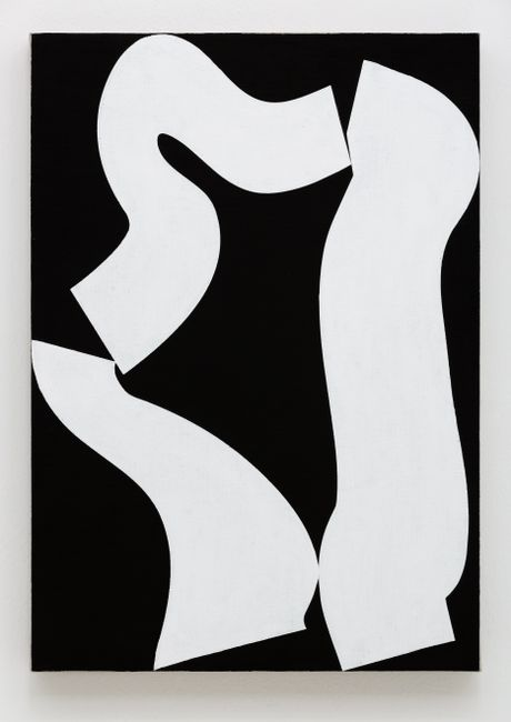 Edge Control #30, Kiss (Unplanned) by Genevieve Chua contemporary artwork