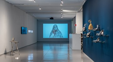 Contemporary art exhibition, Tayeba Lipi, This is What I Look(ed) Like at Sundaram Tagore Gallery, Chelsea, New York, USA