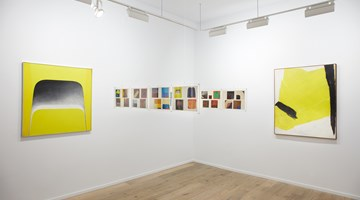 Contemporary art exhibition, Tomie Ohtake, At Her Fingertips at Galeria Nara Roesler, New York