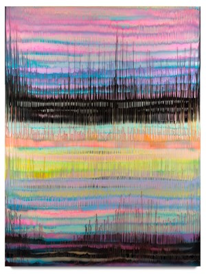 Roslyn is the difference between Qantas gold and platinum by Dale Frank contemporary artwork