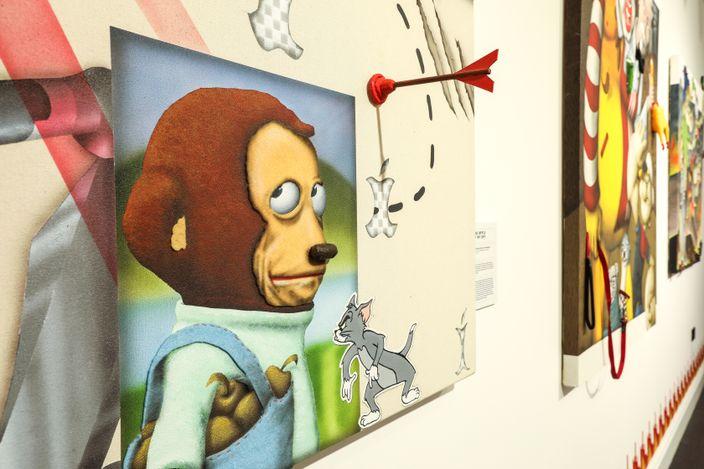 Courtesy Maddox Gallery.