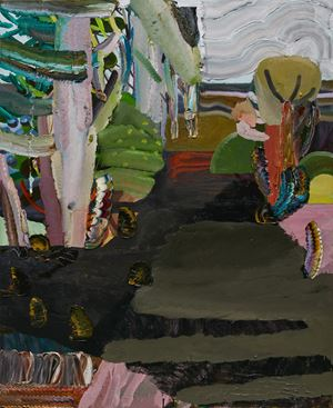 BR1 (The Trail) by Guy Maestri contemporary artwork