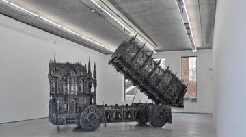 Gary Tatintsian Gallery contemporary art gallery in Moscow, Russia