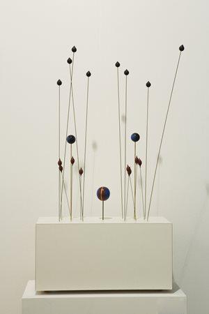 Kinetic Object P-28 by Abraham Palatnik contemporary artwork