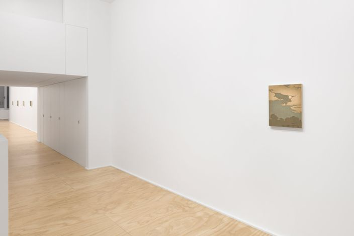 Exhibition view: John Dilg, Flight Path, Eva Presenhuber, New York (3 June–21 July 2021). © John Dilg. Courtesy the artist and Galerie Eva Presenhuber, Zurich / New York.