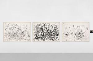 Expanding Figures by George Condo contemporary artwork