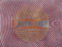 Sonic No. 45 by John Aslanidis contemporary artwork painting