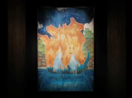 Enter the Void: Henry Shum's Mystical 'Vortices'