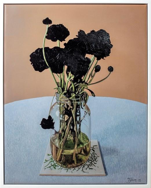 Amnesia by Keith Tyson contemporary artwork