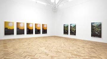 Contemporary art exhibition, Marine Hugonnier, TRAVEL POSTERS at Ingleby Gallery, Edinburgh, United Kingdom