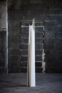 Crumbling Peaks III by Herbert Golser contemporary artwork sculpture