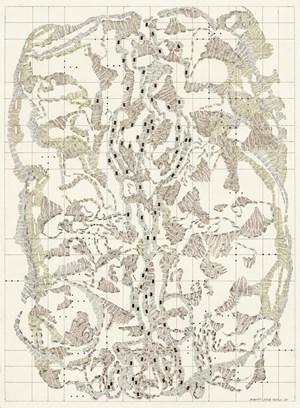 Partitur No. 35 by Dieter Appelt contemporary artwork