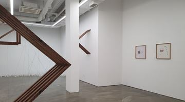 Contemporary art exhibition, LEE JeongHoo, 조립된 균형 : EQUILIBRIUM at Gallery Chosun, Seoul