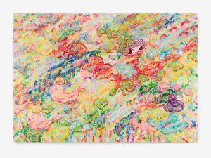 Untitled (ARP21-09) by Ayako Rokkaku contemporary artwork