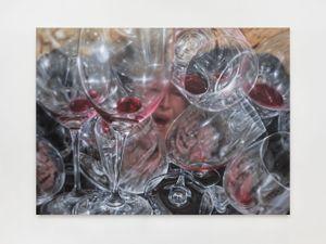 Never Enough by Trey Abdella contemporary artwork painting